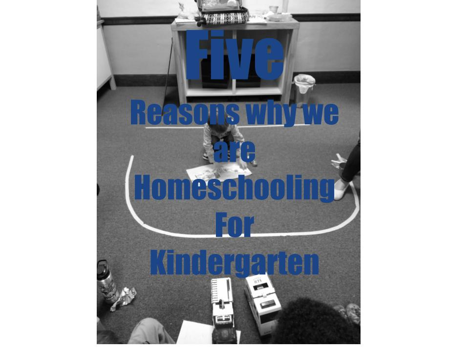 Homeschooling Why